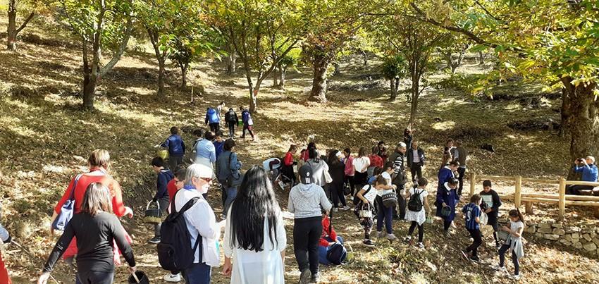 a scuola nel campo biodiversità (2)