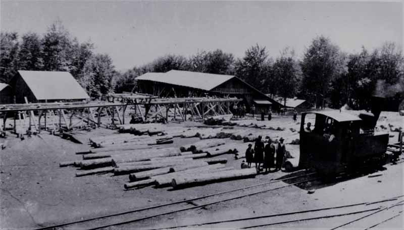 stazione di carico della funicolare