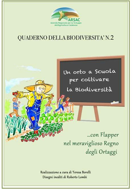 quaderno biodiversità