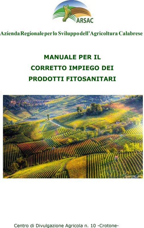manuale patentino fitosanitario